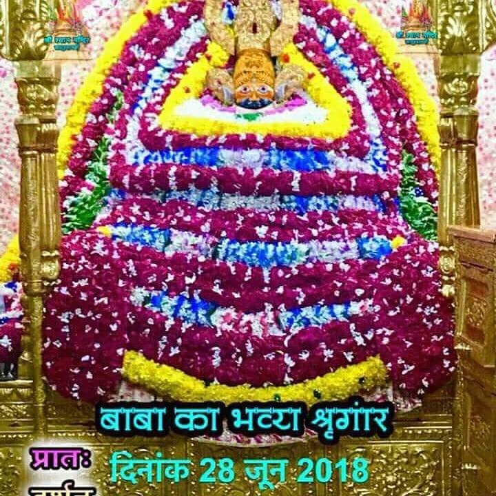 khatu wala shyam baba ke darshan