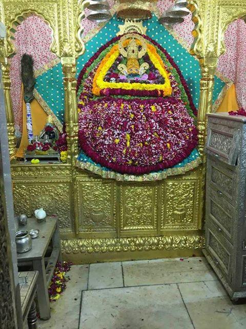 khatu ji Holi Shringar
