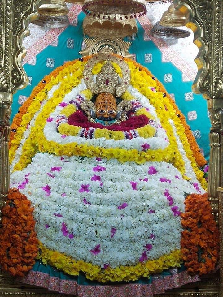 khatu shyam today darshan 10.02.2020