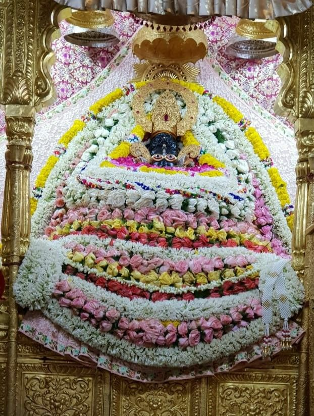 shyam baba ke aaj ke khatu mandir se darshan