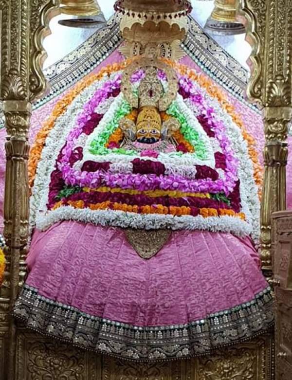 khatu shyam darshan 31.10.2018