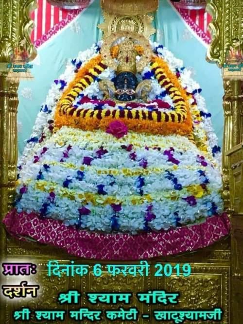Khatu Shyam Darshan 06.02.2019