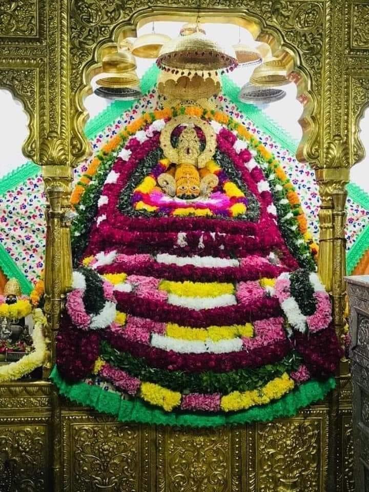 khatu shyam today darshan 30.03.2020