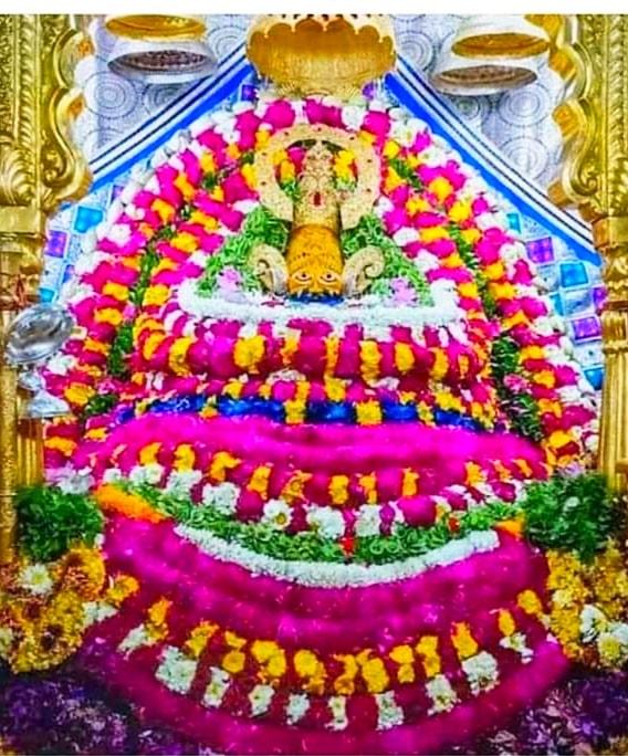 khatu shyam today darshan 01.04.2020
