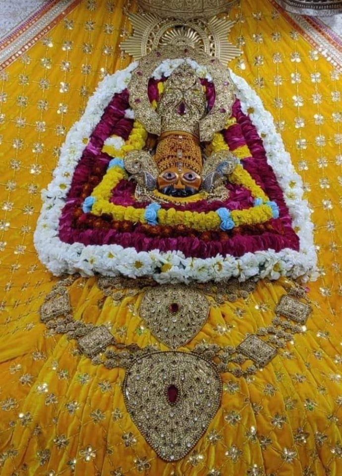 khatu shyam darshan 08.06.2020