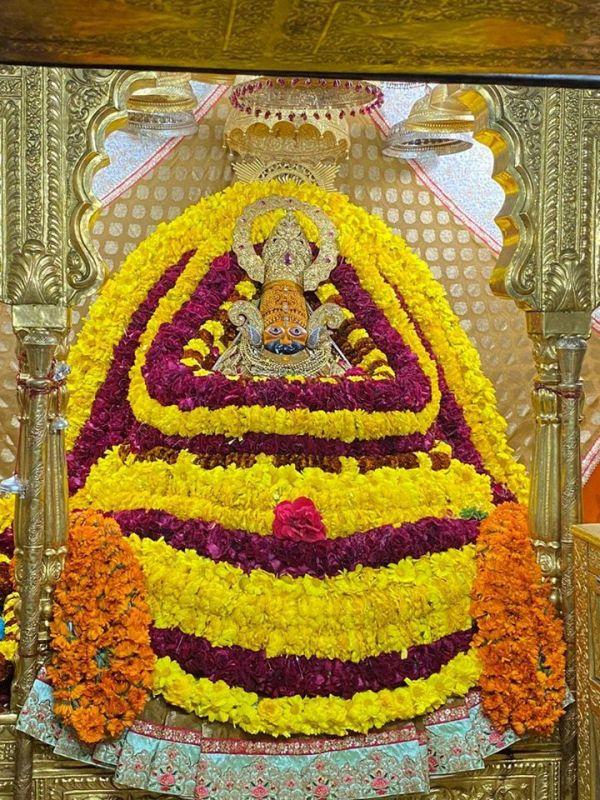 khatu shyam darshan today 14.02.2020