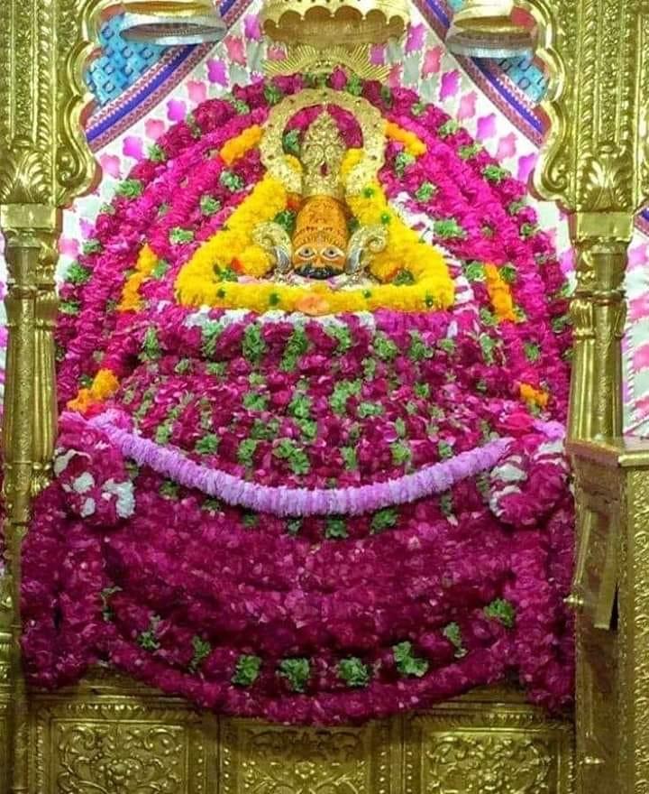 khatu shyam darshan 11.04.2019