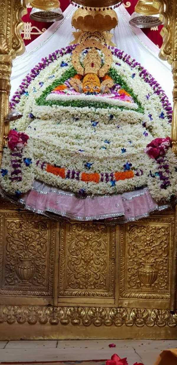 darshan today khatu wala shyam darshan
