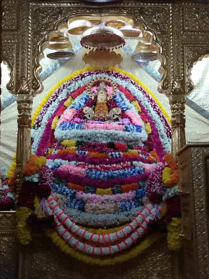 today khatu shyam darshan from khatu shaym temple