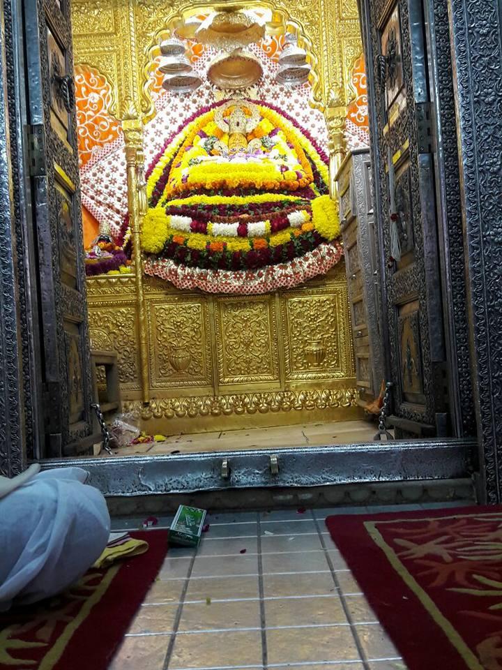 shyam baba darshan
