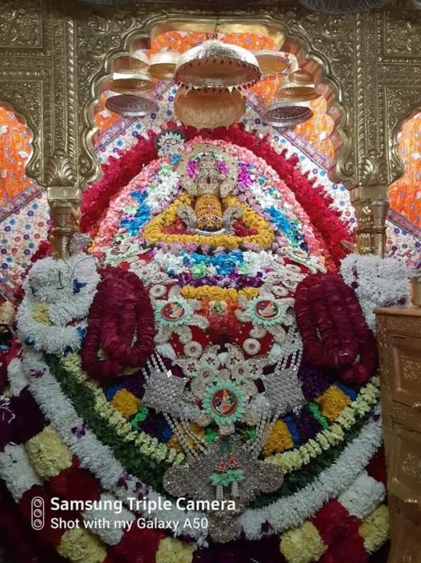 khatu shyam today darshan 07.01.2020