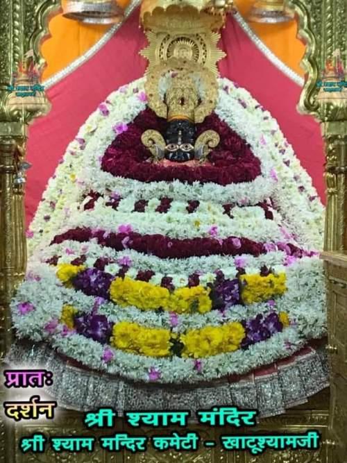 Khatu Shyam Darshan 11.02.2019