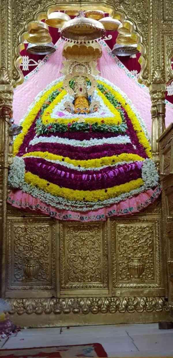 Shree baba khatu shyam ji today darshan