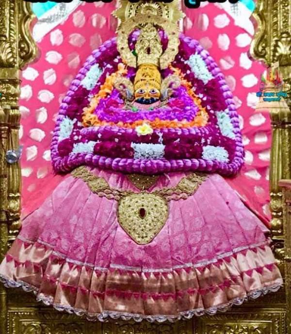 Khatu Shyam Today Darshan 03.10.18