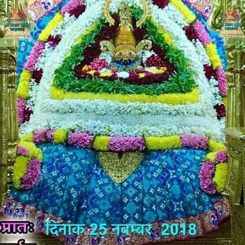 Khatu Shyam Darshan 25.11.2018