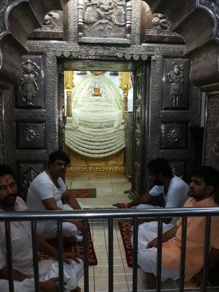Shard purnima darshan
