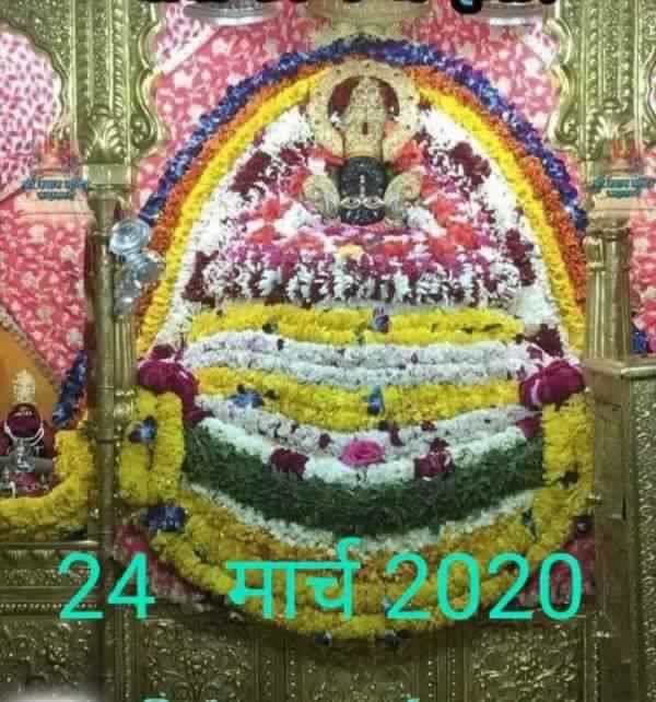 khatu shyam today darshan 24.03.2020