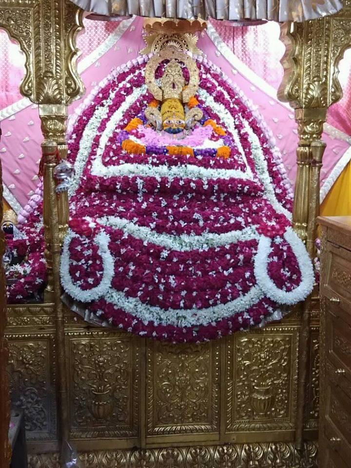 shri khatu shyam ke darshan