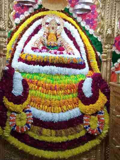 shyambaba today darshan