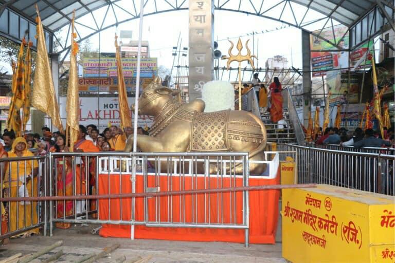 baba shyam temple images