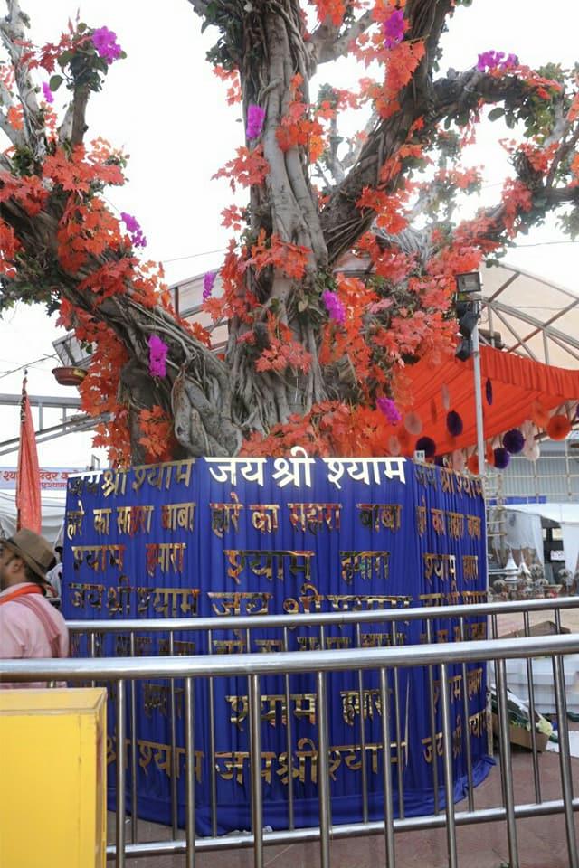 khatu shyam temple images