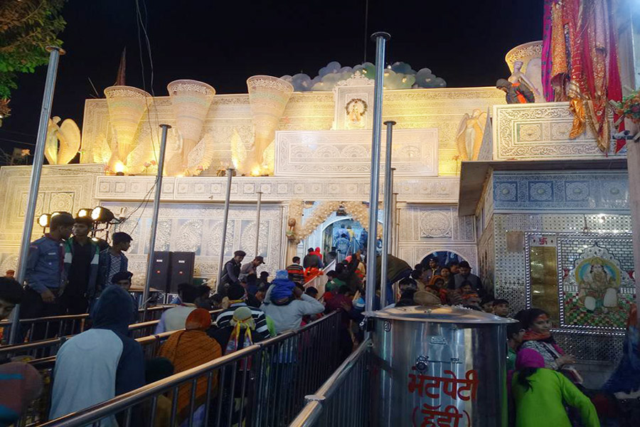 khatu shyam ji temple photos mela