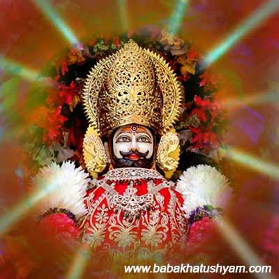 Latest Baba Khatu Shyam Image 2019