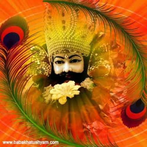 Khatu Shyam Ji new wallpaper Image