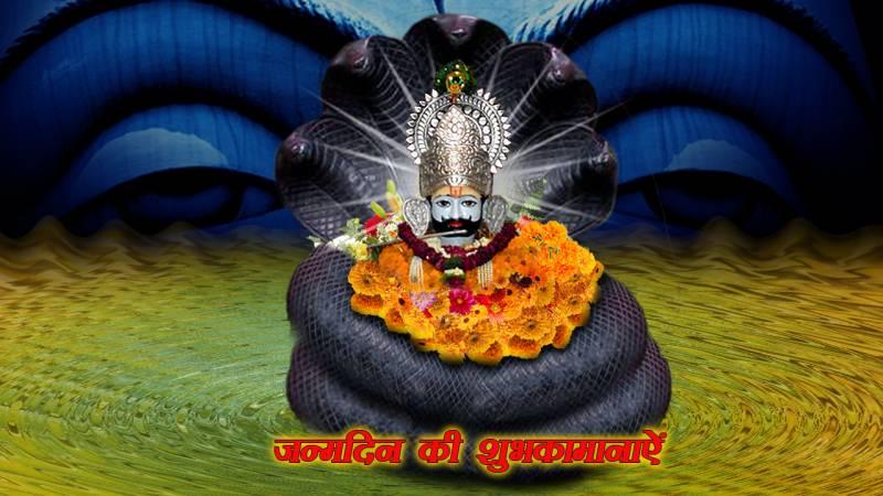 khatu shyam birthday best images