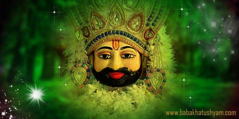 hd wallpaper shree khatu shyam ji