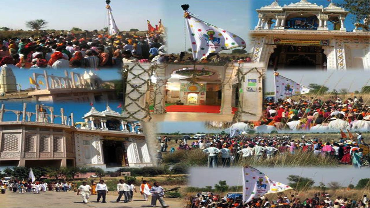 khatu shyam nishan yatra photo